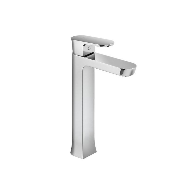 Grifo de lavabo selene ca o alto clever - Grifos de lavabo cano alto ...