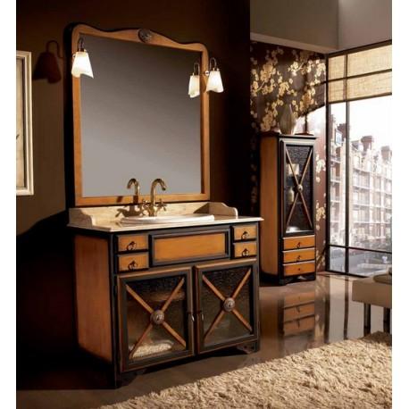 Mueble de ba o alba - Muebles de bano rusticos ...