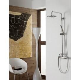 Conjuntos de ducha teleduchas y barras de ducha - Conjunto de ducha ...