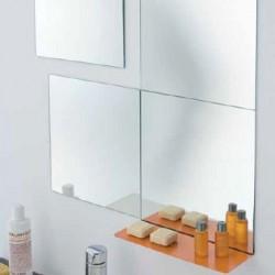Comprar espejos de ba o online espejos de ba o a medida todoba o - Espejo adhesivo ...