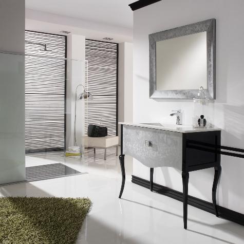 mueble de baño neoclásico