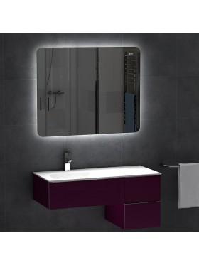 Espejo de baño retroiluminado Verona