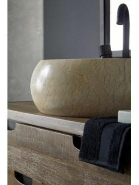 Lavabo de piedra caméron