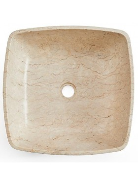 Lavabo de piedra cusco marfil