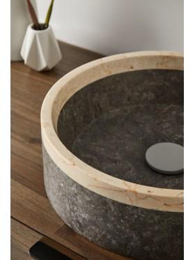 Lavabo de piedra Kent