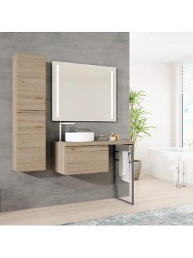 Mueble de baño Avant Roble