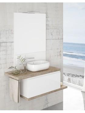 Mueble de baño Zeta 120