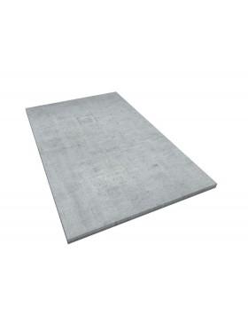 Plato de ducha de resina y carga mineral Cemento