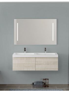 Mueble de baño Traina acabado Frappe
