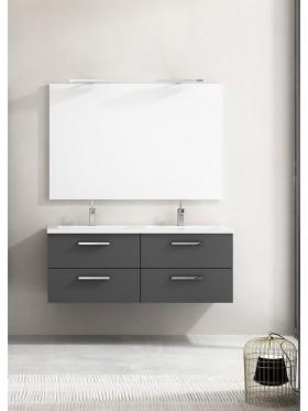 Mueble de baño Granada antracita