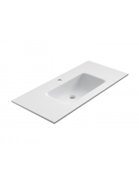 Lavabo solid surface a medida