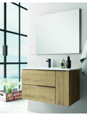 Mueble de baño Capri Roble
