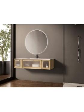 Mueble de baño Mila Cristal II
