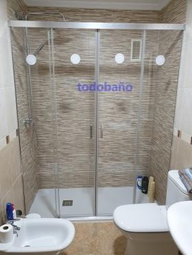 Mampara Frontal de ducha A...