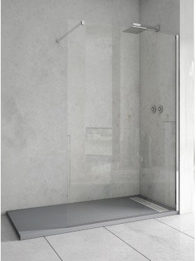 Mampara 1 hoja fija de ducha