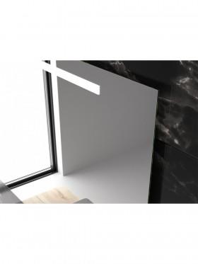 detalle del espejo led