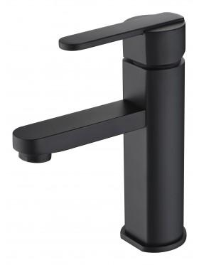 Grifo de lavabo Roma Negro Imex