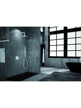 Conjunto ducha Milos Blanco Imex