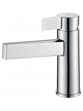 Grifo lavabo Elba Blanco Imex