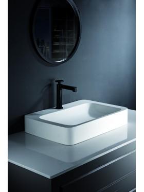 Grifo de lavabo Olimpo Negro Imex