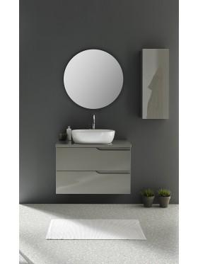 Mueble de baño Siena acabado Taupe