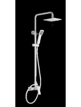 Conjunto de ducha Blanco Art Imex