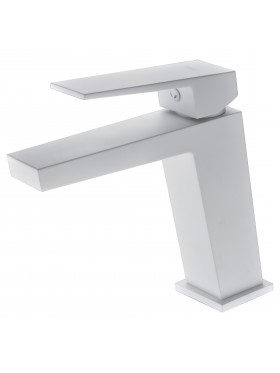 Grifo de lavabo Blanco Art Imex