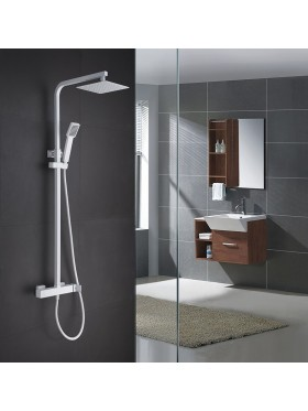 Conjunto ducha Blanco Fiyi Imex
