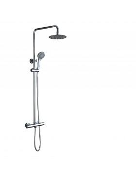 Conjunto de ducha Cromado Londres Imex
