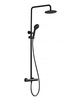 Conjunto ducha Negro Londres Imex