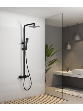 Conjunto de ducha Negro Vigo Imex