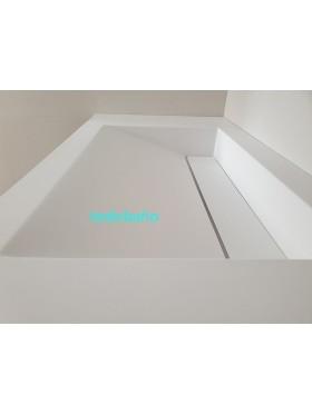 Encimera de baño Milano
