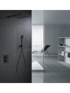 Conjunto de ducha Negro Cíes Imex