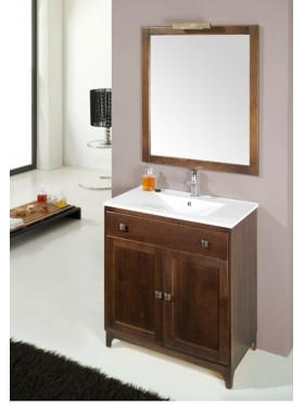 Mueble de baño Rústico Malta