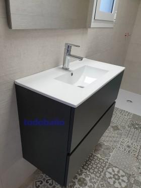 mueble de baño duo fondo 40 cm