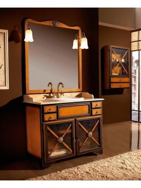 Mueble de baño Alba rústico