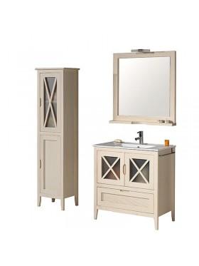 Mueble de baño rústico Ávila II