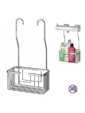 Complementos y accesorios de ba o en oferta todoba o for Perchas bano sin taladro