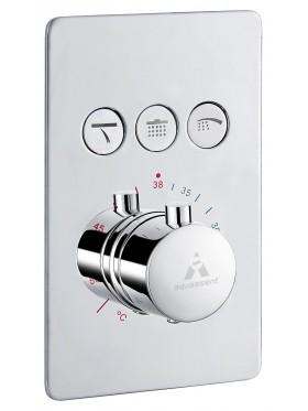 Distribuidor termostático empotrable Sevilla 03
