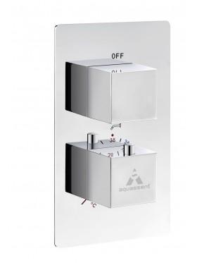 Distribuidor termostático empotrable Denia 02