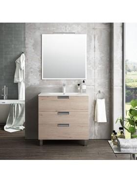 Mueble de baño con patas Tokio