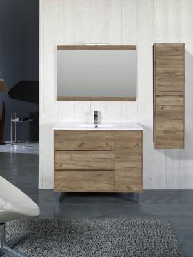 Mueble de baño con patas Verín
