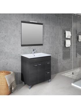 Mueble de baño con patas Guadiana