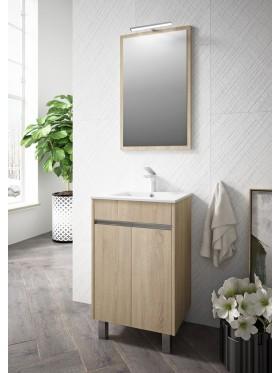 Mueble de baño con patas Nagano