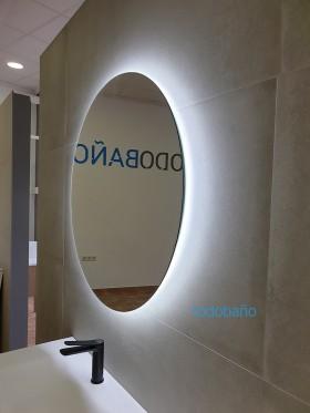 imagen real del espejo
