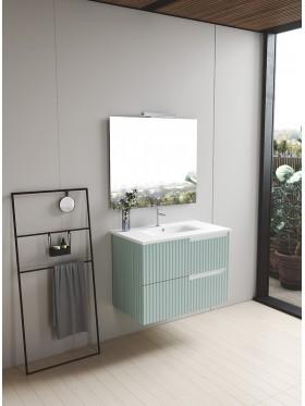 Mueble de baño Maya aguamarina