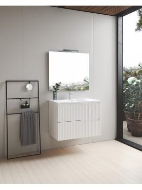 Mueble de baño Maya blanco