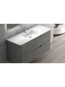 Mueble baño Omega gris