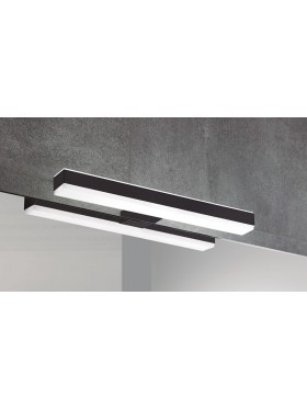 Aplique led B-21 negro