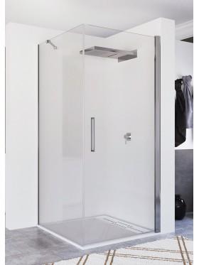 Mampara de ducha Afrodita + Fijo lateral
